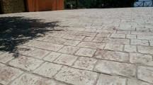 Realizzazione di piazzale in cemento