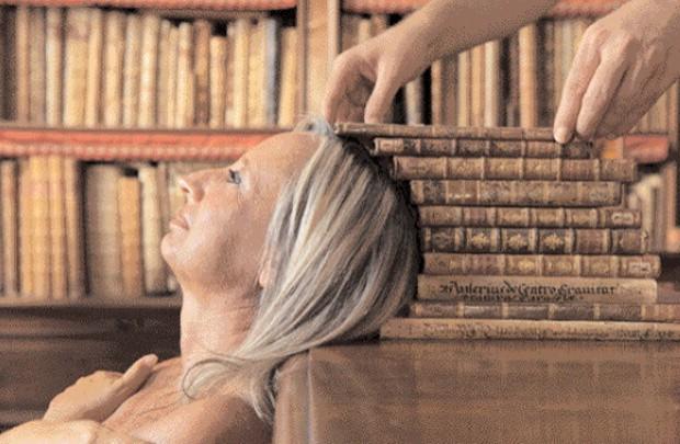 Biblioteca Angelica, la nuda verità degli impiegati